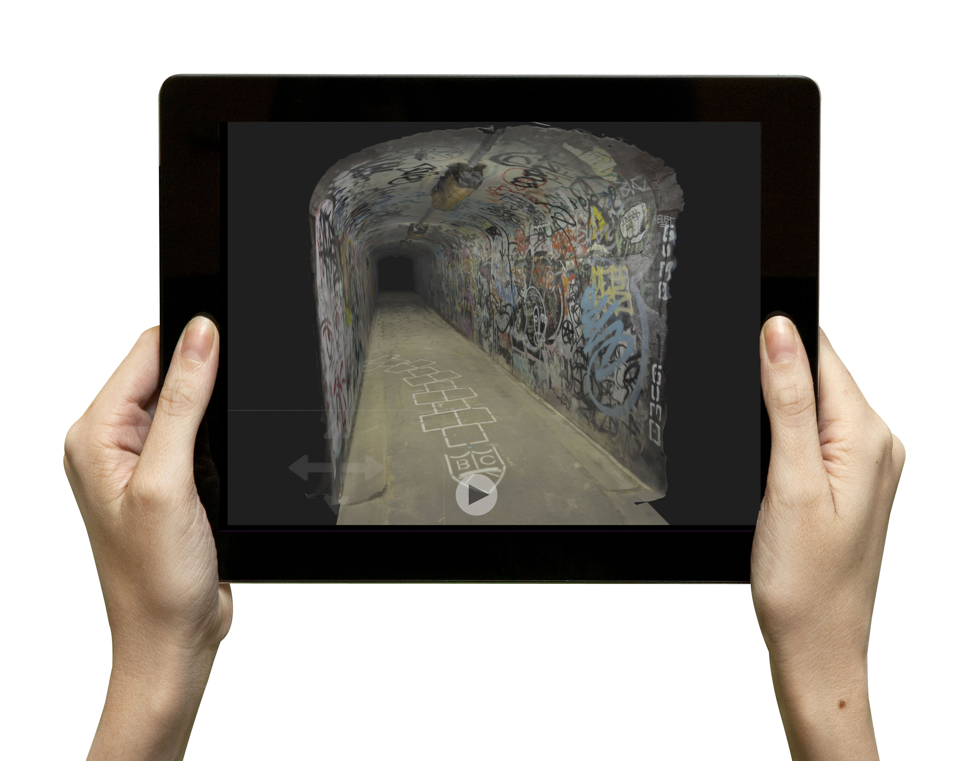 Archaeology Seminar: Making 3D site scans, and making them portable