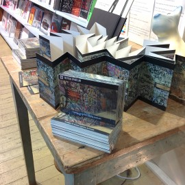 Tunnel fold-out now in your favourite local bookstores